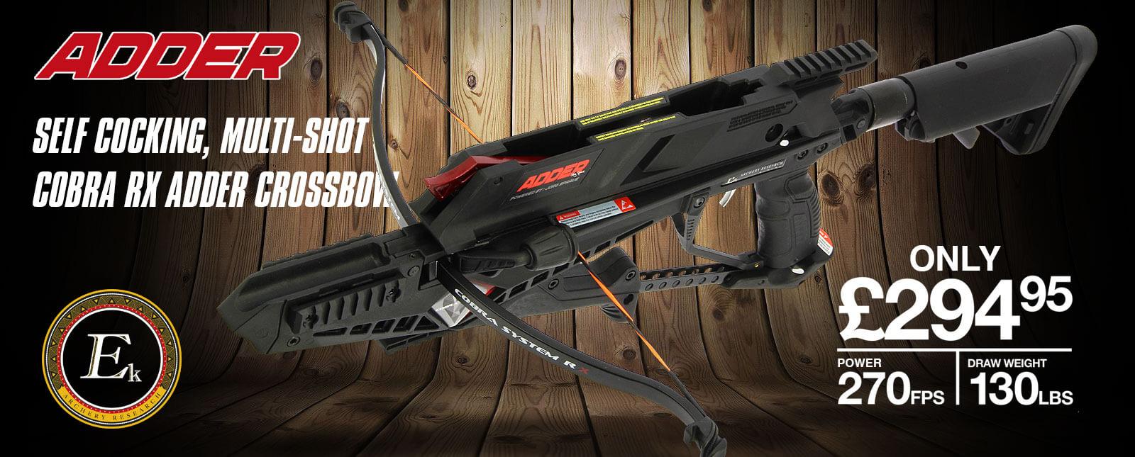 EK Archery Cobra RX Adder