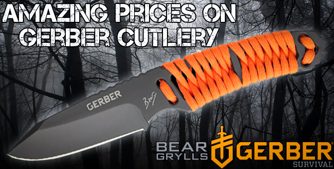 Gerber, Knives, Machetes, Fixed Blades, Folding Knives