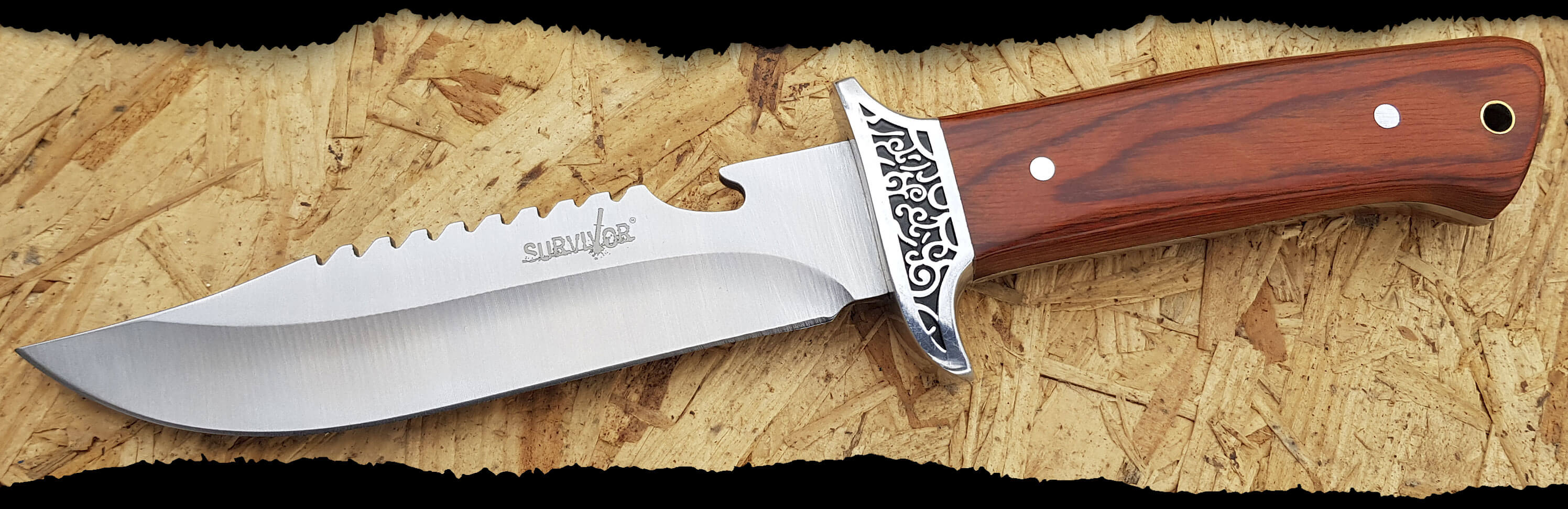 Survivor Bushcraft Knife