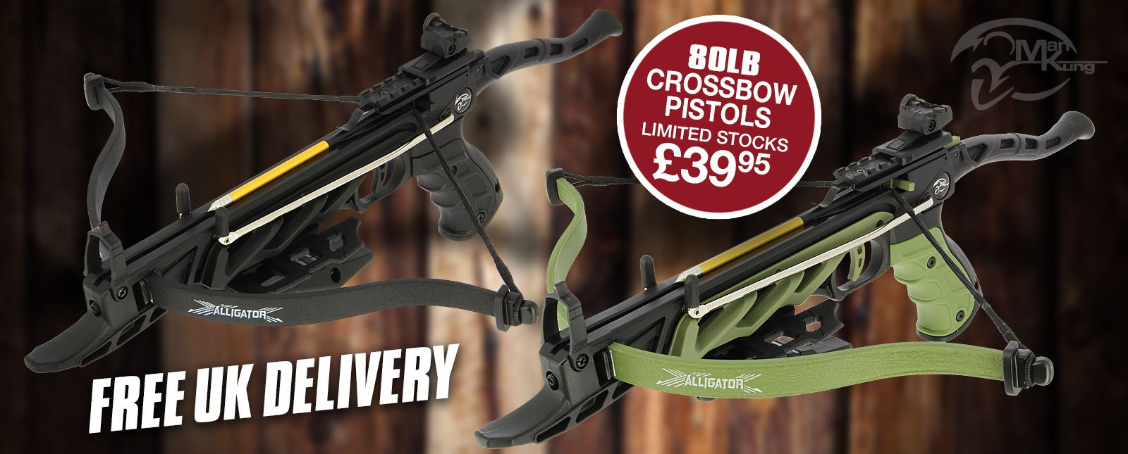 Alligator Crossbow Bundle
