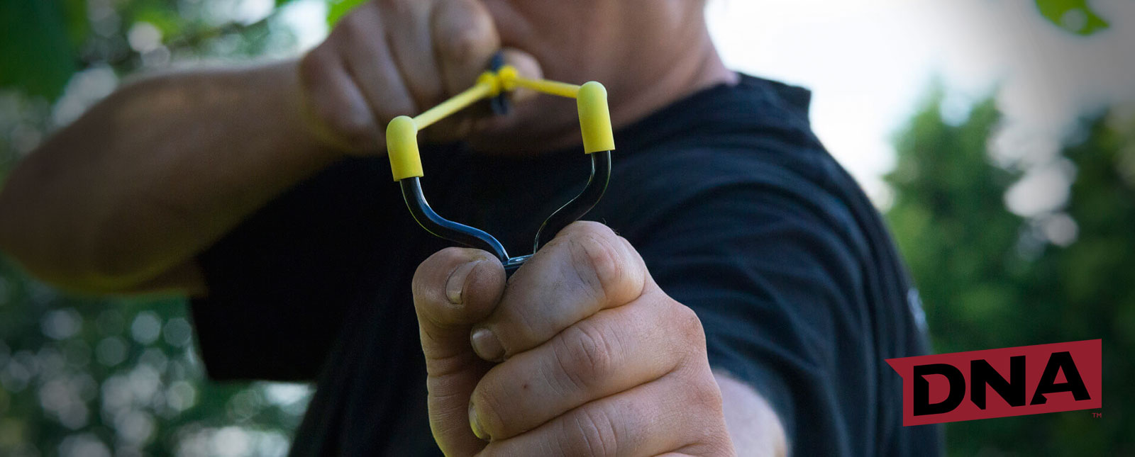 dna leisure slingshots and ammo