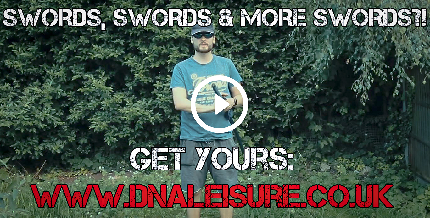 Buy your swords from DNA leisure Fruit Ninja Katana Cutting