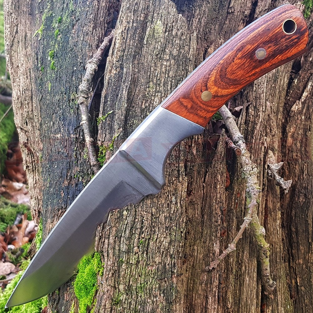 Anglo Arms Deluxe Sheath Knife