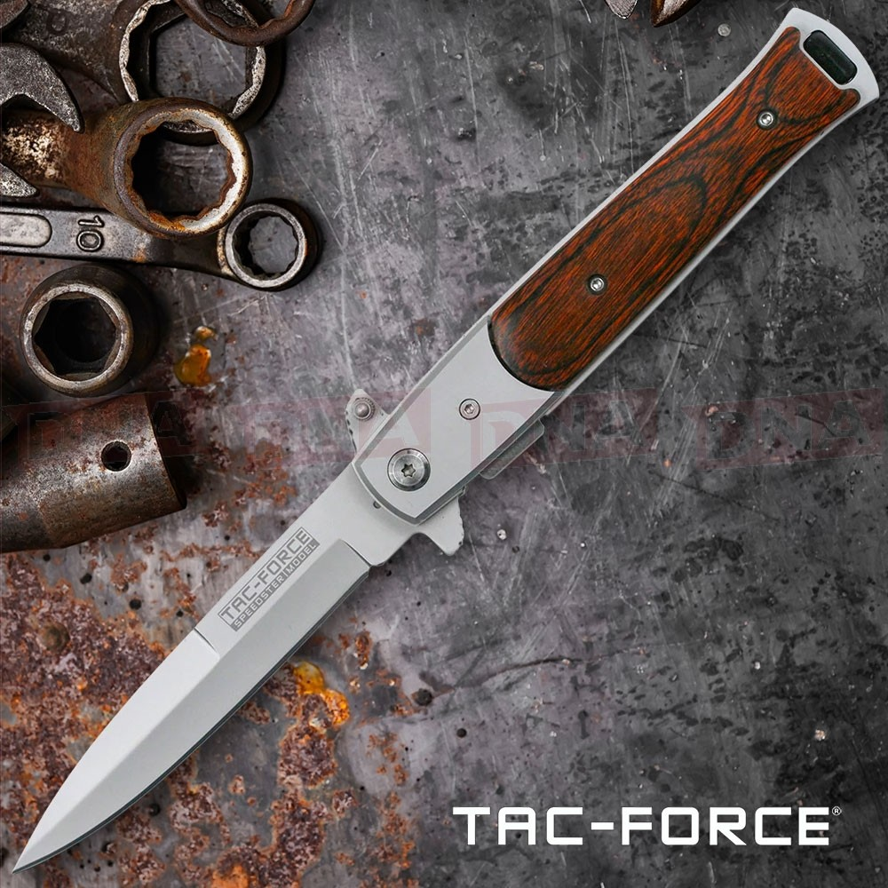 Tac-Force TF-428W Spring Assisted Stiletto