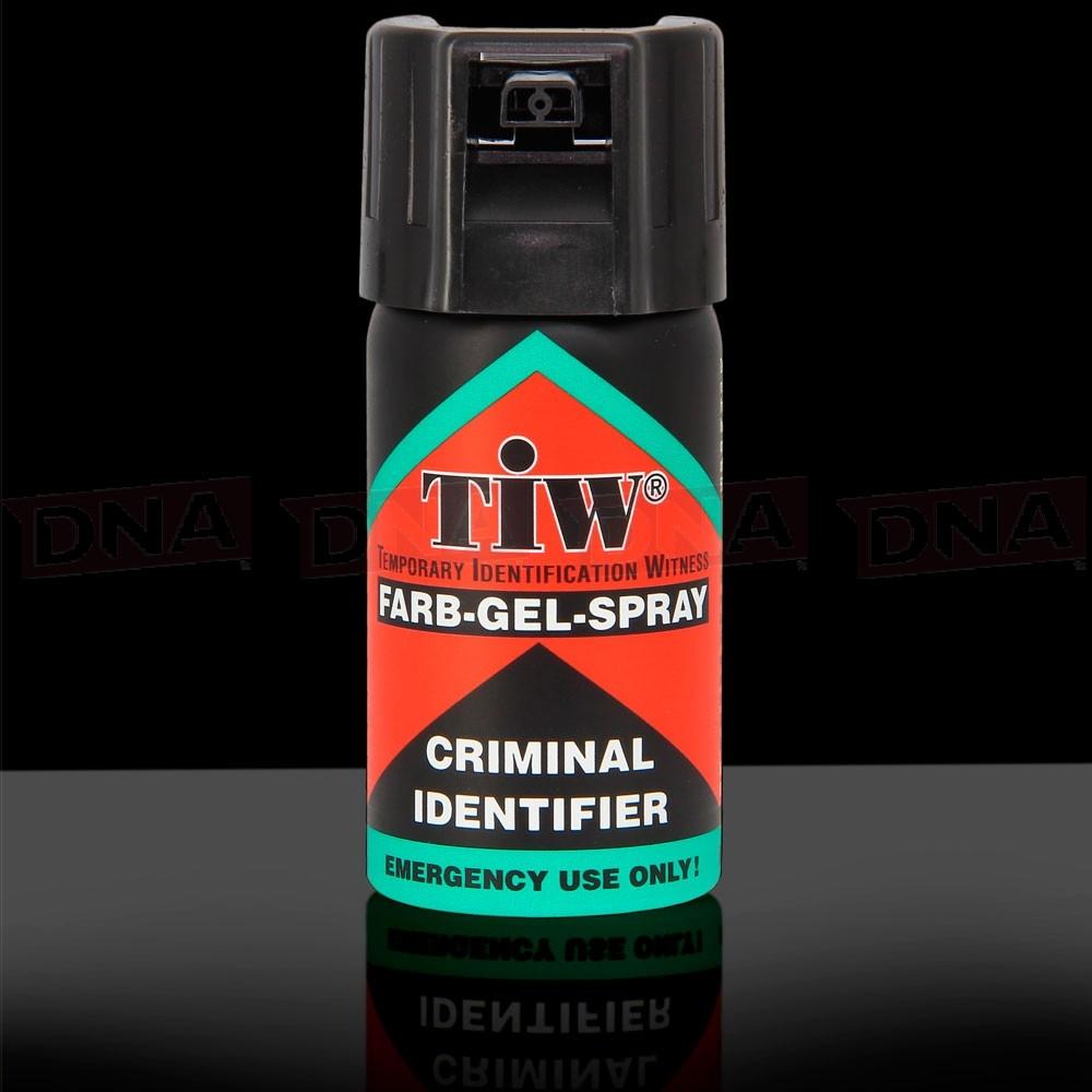 Farb Gel Criminal Identifier Spray