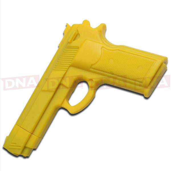 Yellow-Rubber-Training-Gun