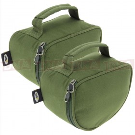 2x Large Padded Reel Cases