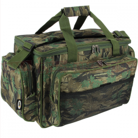 Camo Insulated Carryall Bag