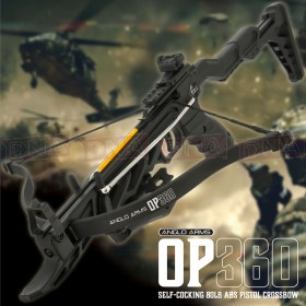 Anglo Arms OP360 80lb Self Cocking Pistol Crossbow
