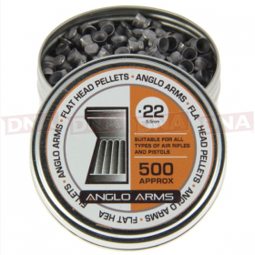 Anglo Arms .22 Flat Pellets