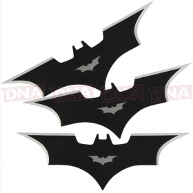 Bat Style Throwing Knives