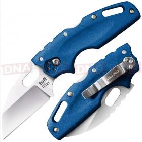 Cold Steel CS-20LTB Tuff Lite Lockback Knife Blue