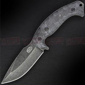 Steel Claw Knives CW-X2 Drop Point Minimalist Hunting Knife