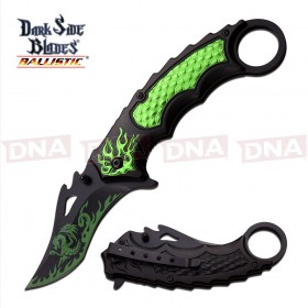 DSK Compound Knife - Green