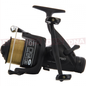 EX60 4BB Twin Handle 'Carp Runner' Reel With 10lb Line