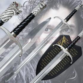 Jon Snow's Longclaw in Knight's Watch Style