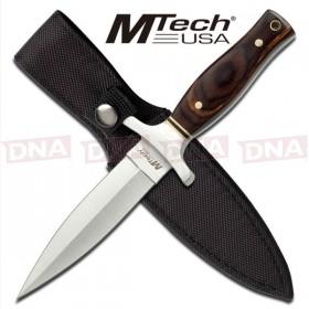 MTech USA MT-20-03 Pakkawood Boot Dagger Fixed Blade