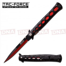MTech Red Assisted Stiletto