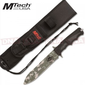MTech Tactical Fixed Blade - Digi Cam
