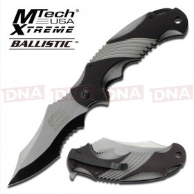 Mtech Xtreme Angular Spring Assisted Knife