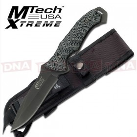 Mtech Xtreme Tactical Camp Knife