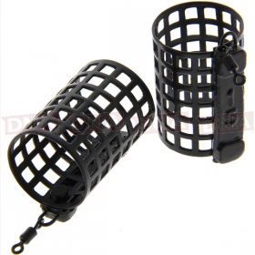 Round Metal Cage Feeders 15g (Sold in 10's)