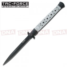 Tac-Force Monster Speedster Stiletto - Pearl