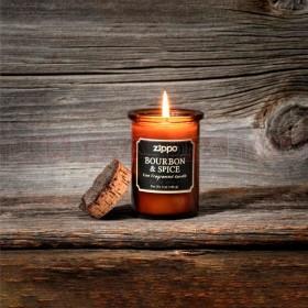 Zippo Spirit Candle - Dark Rum & Oak