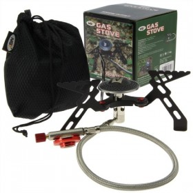 Compact High Output Portable Camping Stove