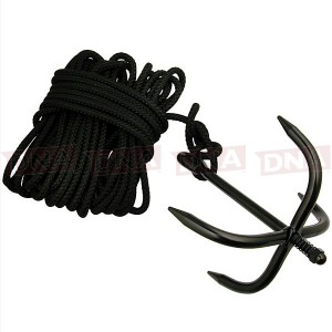 5001 Grappling Hook with Rope