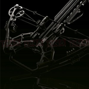 EK Archery Accelerator 410 Compound Crossbow