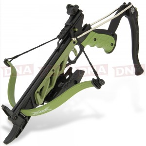 80lb Resin Alligator Self Cocking Pistol Crossbow