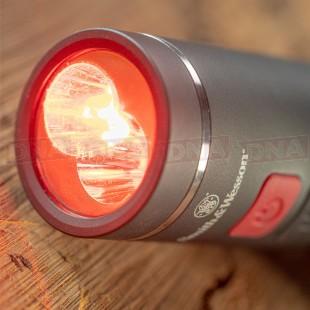 Smith & Wesson SWL-1117279 Night Guard Dual Flashlight Torch