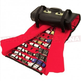 Large Knife Roll - Holds Up To 50 Knives