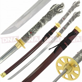 Connor Hand Forged Katana in 1045 Stainless Steel