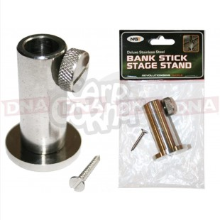 2x Stainless Steel Stage Stands