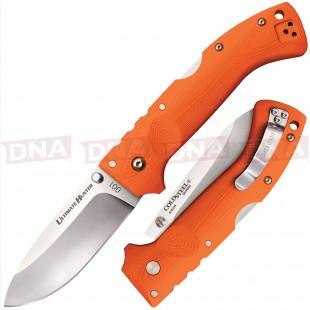 Cold Steel CS30URY Ultimate Hunter Orange Lockback Knife