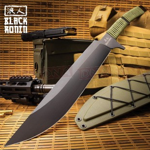 Black Ronin Tak-Kana Sword With Scabbard