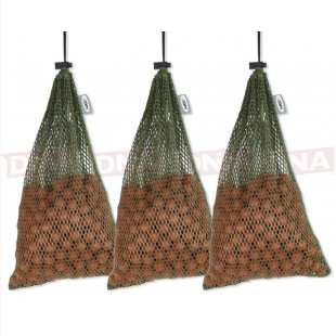 3x (30 x 45cm) Air Dry Boilie Sacks - 3kg