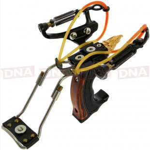 Deluxe Compound Eagle Slingshot Main