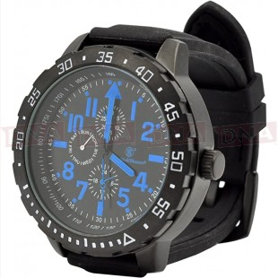 Smith & Wesson Calibrator Watch Blue