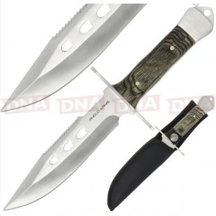 Pakkawood Bowie Knife