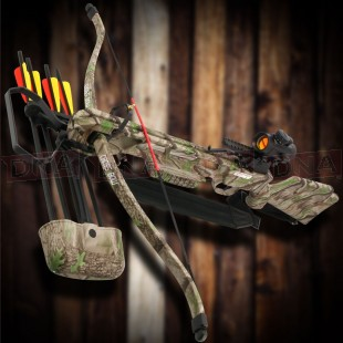 Anglo Arms 175lb Jaguar DLX Crossbow Camo