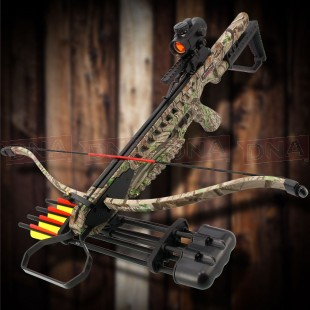 Anglo Arms Panther Crossbow in Camo