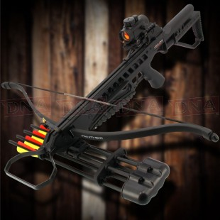 Anglo Arms 175lb Panther Crossbow Deluxe Black