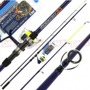 Angling Pursuits Beachcaster Rod, Reel and Accessory Set
