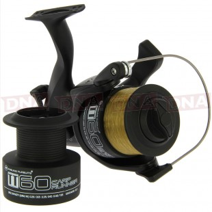 Angling Pursuits TT60 Carp Runner Reel with 10lb Line