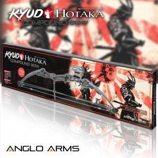 Anglo Arms 55lb 'Hotaka' Compound Bow