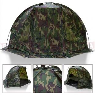 Quick Erect 1 Man Bivvy Shelter Camo