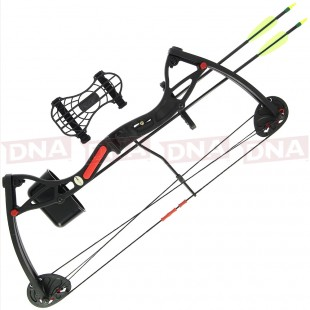 Poelang Buster 15-29lbs Compound Bow Set